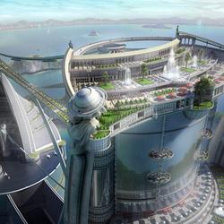 Пазл онлайн: Креативное градостроительство