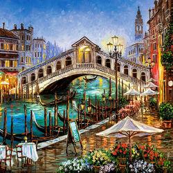 Пазл онлайн: Венеция