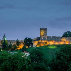 Пазл онлайн: Белградская крепость Калемегдан