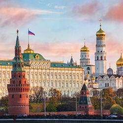 Пазл онлайн: Москва