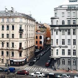 Пазл онлайн: Улицы Питера