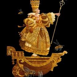 Пазл онлайн:  Королева Беа / Queen Bea