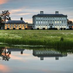 Пазл онлайн: Дворец в Ирландии