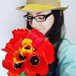 Пазл онлайн: Тюльпанное настроение