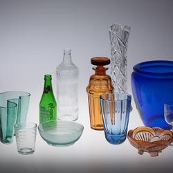 Пазл онлайн: Финское стекло