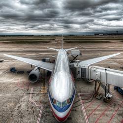 Пазл онлайн: Аэропорт