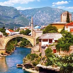 Пазл онлайн: Босния и Герцеговина