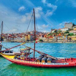 Пазл онлайн: Лодки Рабелос