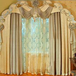 Пазл онлайн: Красивые шторы