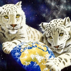 Пазл онлайн: Берегите планету Земля