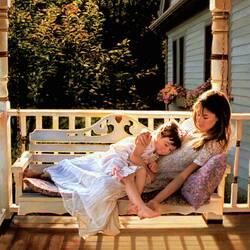 Пазл онлайн: Отдых с мамой
