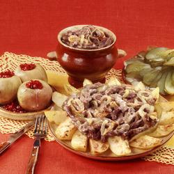 Пазл онлайн: Приятного аппетита
