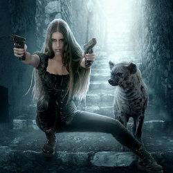 Пазл онлайн: Романтика темных переулков