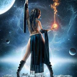 Пазл онлайн: Парвати. Рождение новой звезды