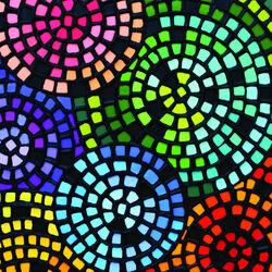 Пазл онлайн: Мозаика Эфеса