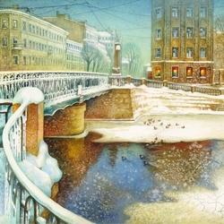 Пазл онлайн: Аларчин мост