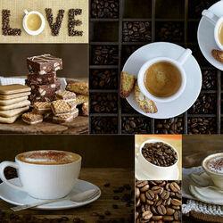 Пазл онлайн: Любовь к кофе