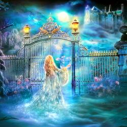 Пазл онлайн: Лабиринт мечты