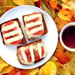 Пазл онлайн: Осенний чай