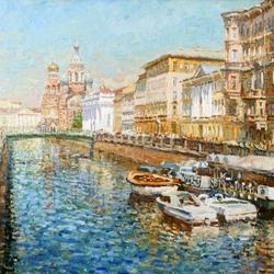 Пазл онлайн: Канал Грибоедова