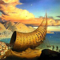 Пазл онлайн: Вавилонский рог