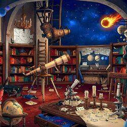 Пазл онлайн: Космическая обсерватория