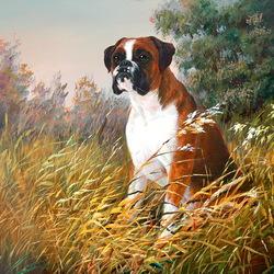 Пазл онлайн: Собака