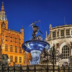 Пазл онлайн: Гданьск