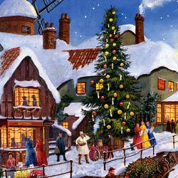 Пазл онлайн: Праздничная доставка