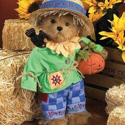 Пазл онлайн: Хэллоуинский Тедди