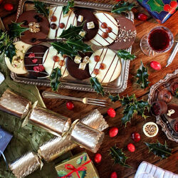 Пазл онлайн: Шоколадный рай