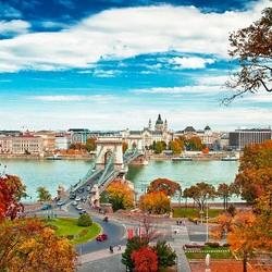 Пазл онлайн: Будапешт