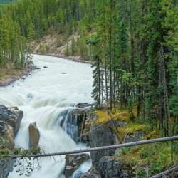 Пазл онлайн: Поток реки