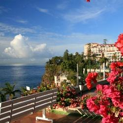 Пазл онлайн: Мадейра