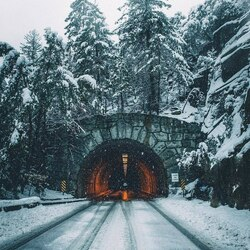 Пазл онлайн: Туннель