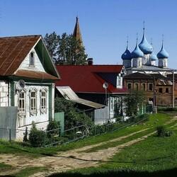 Пазл онлайн: Российская провинция