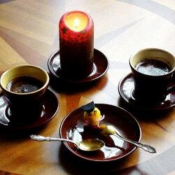 Пазл онлайн: Кофейный натюрморт