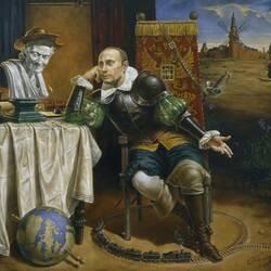 Пазл онлайн: Откровение Дон Кихота