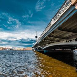 Пазл онлайн: Мосты