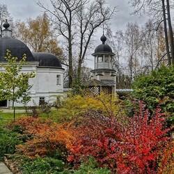 Пазл онлайн: Церковь Петра и Павла