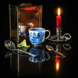 Пазл онлайн: Искусство чая