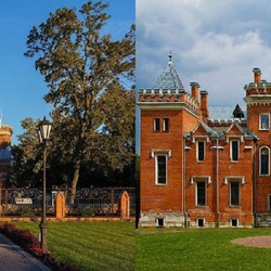 Пазл онлайн: Замок принцессы под Воронежем