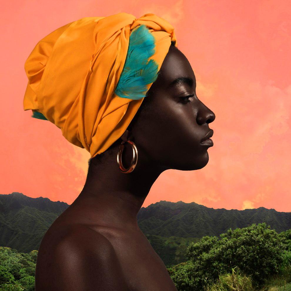 Видео африканских красоток