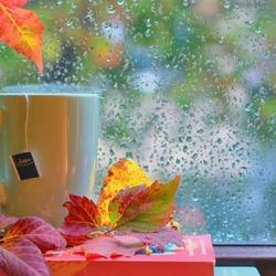 Пазл онлайн: Время пить чай