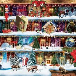 Пазл онлайн: Рождественские истории