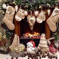 Пазл онлайн: Рождественский декор