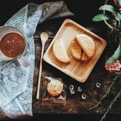 Пазл онлайн: Чаепитие