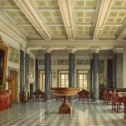 Пазл онлайн: Зал манускриптов