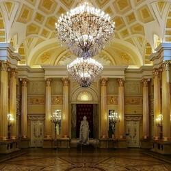 Пазл онлайн: В Царицыно