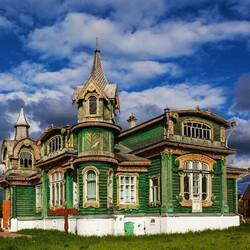 Пазл онлайн: Старина в Гороховце